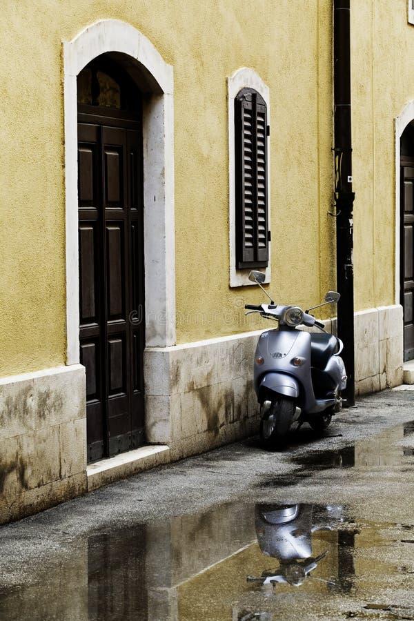 Scooter photos libres de droits