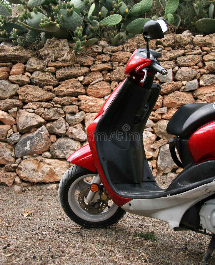 Download Scooter stock photo. Image of exploration, wheel, scooter - 866380