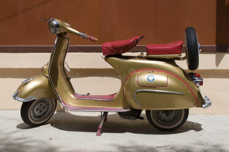 Scooter de Vespa photographie stock