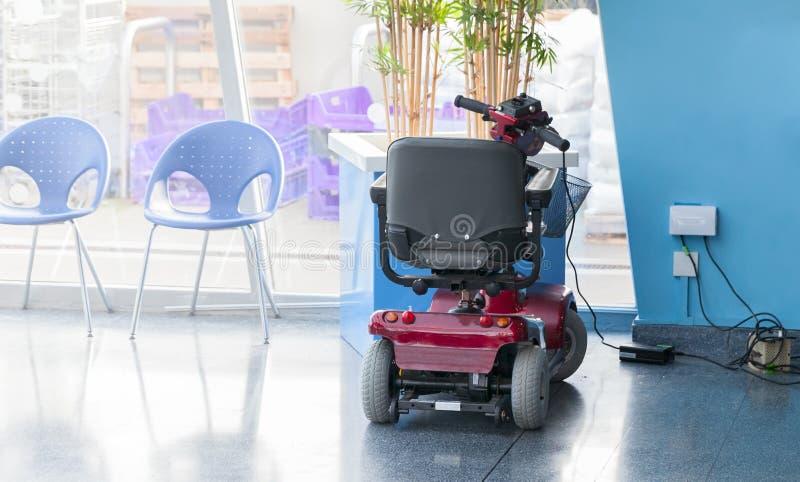 scooter elektryczna zdjęcie royalty free