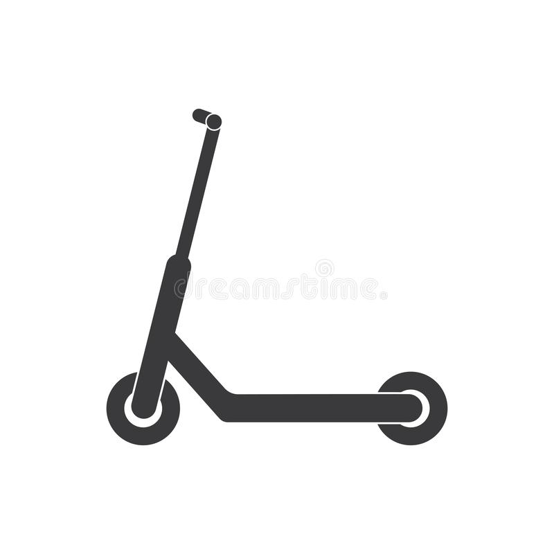 scooter vector illustratie