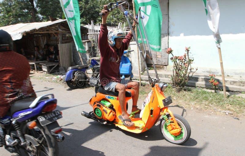 scooters photo libre de droits