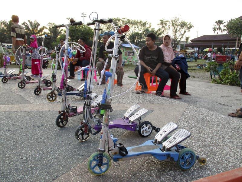 scooters lizenzfreies stockfoto