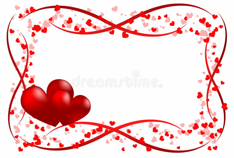 Download Scope heart love stock vector. Image of beautifully, stylized - 12771084