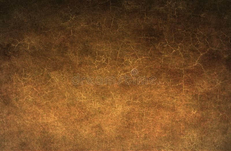 Scorched cracked wall conceptual pattern surface abstract texture background stock photo