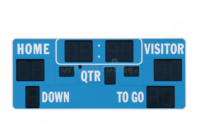 Download Scoreboard stock photo. Image of touch, stadium, display - 833918