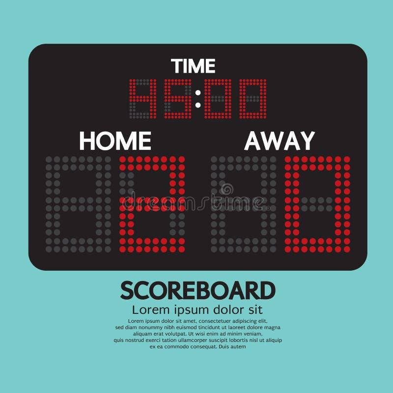 Download Scoreboard Sport stock vector. Illustration of board - 39507686