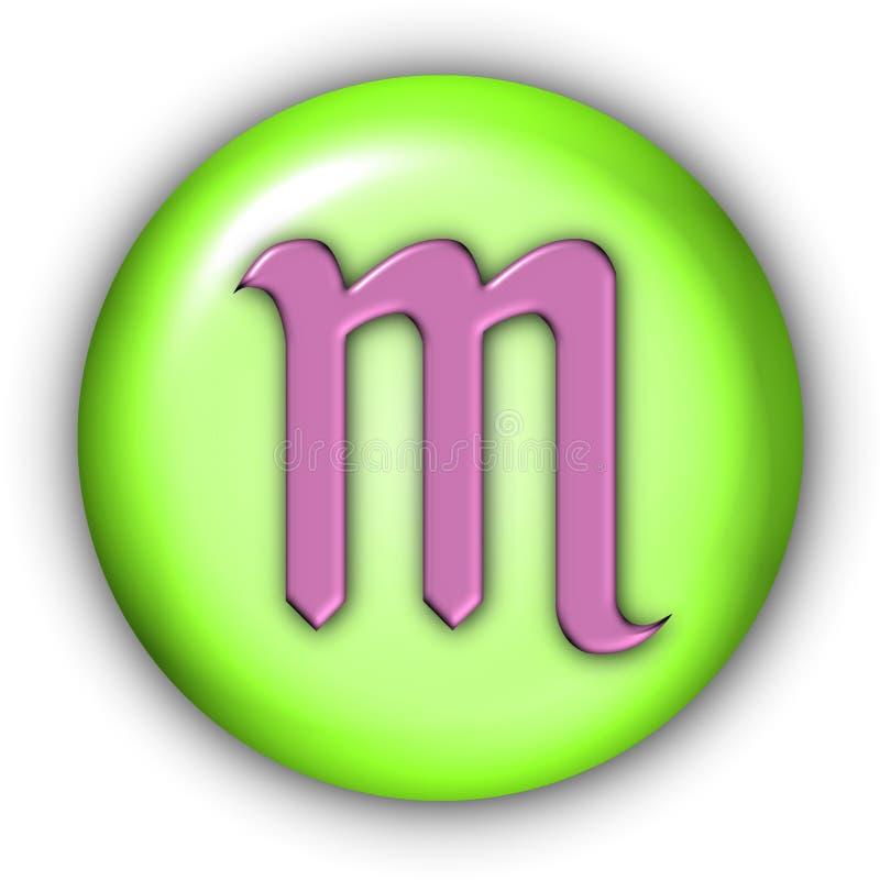 scorpio глифов бесплатная иллюстрация