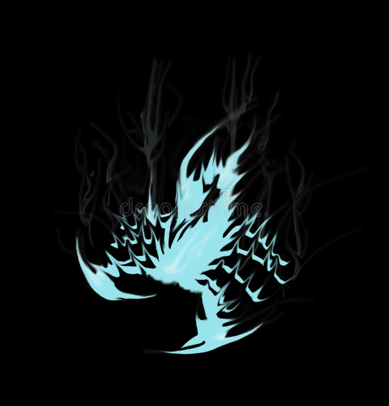Download The scorpion ice graphic stock illustration. Image of animal - 27487527
