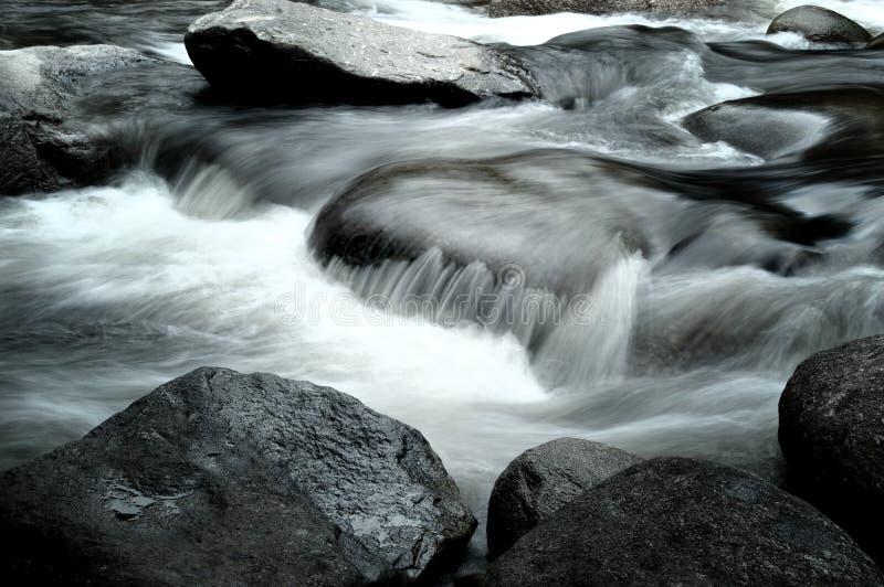 Scorrimento dell'acqua immagine stock libera da diritti