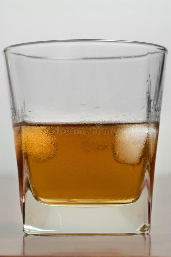 scotch ismakro arkivfoto