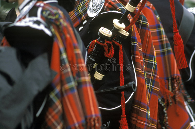 scotland arkivfoton