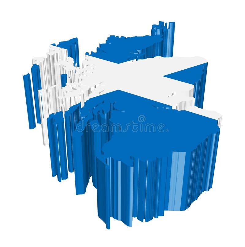 scotland stock illustrationer