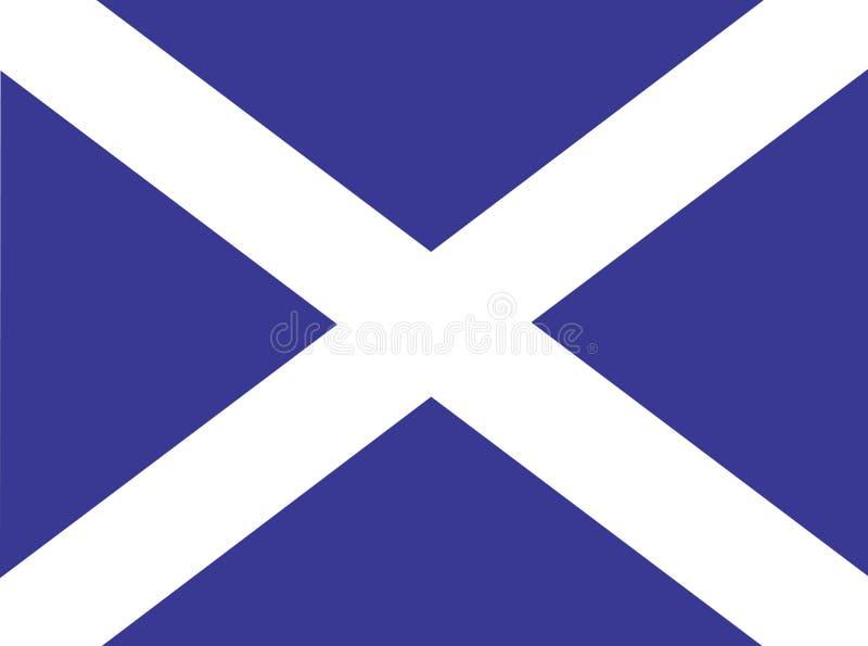 Scotland Flag. The national flag of Scotland