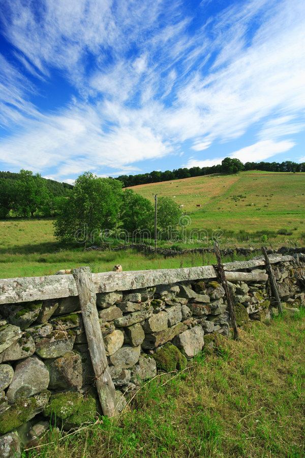 Scotland landscape royalty free stock images