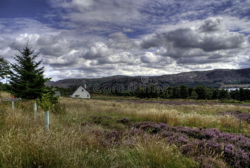 Scotland nature for walkers royalty free stock images