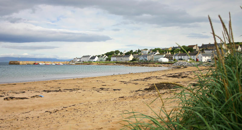 scotland seashore fotografia royalty free