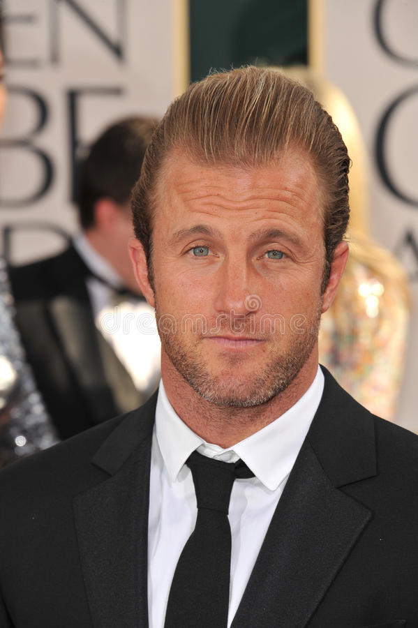 Scott Caan royalty free stock images