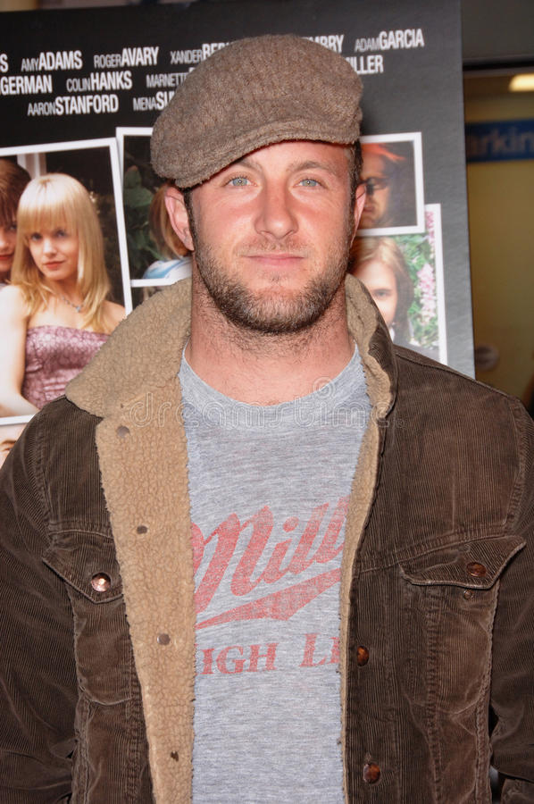 Scott Caan,Scott Caan royalty free stock image
