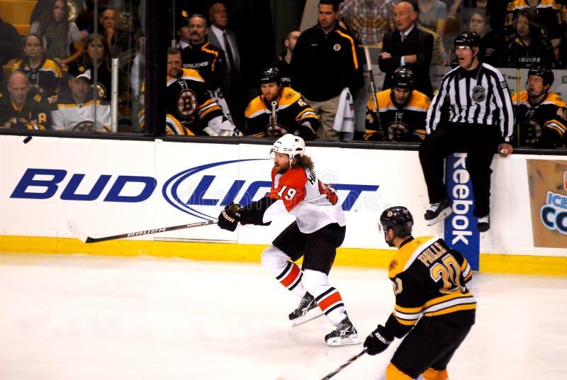 Scott Hartnell Philadelphia Flyers. Philadelphia Flyers forward Scott Harnell #19 stock photos