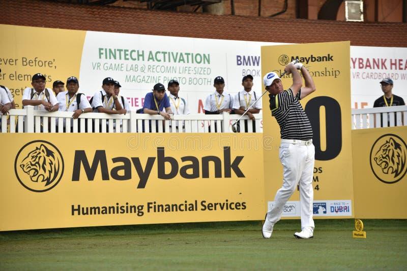 Download Scott Hend, Championnat 2017 De Maybank Image stock éditorial - Image du sport, extérieur: 87707219