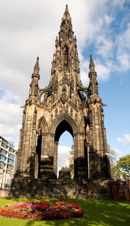 Download Scott Monument In Edinburgh Stock Image - Image: 16958245