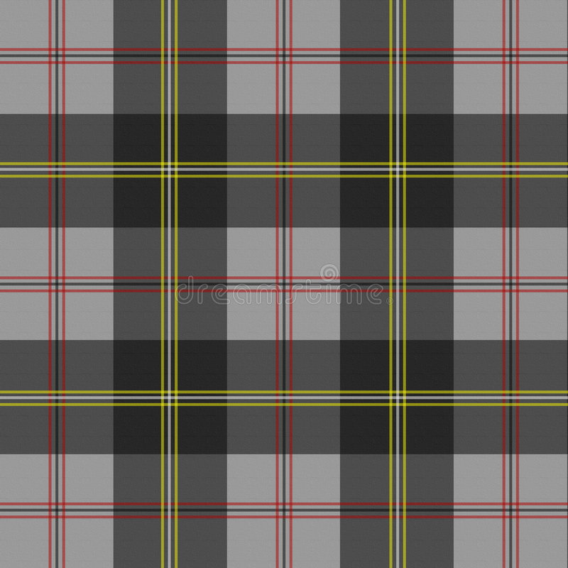Scottish background royalty free illustration