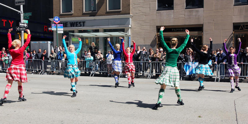 Scottish Day Parade
