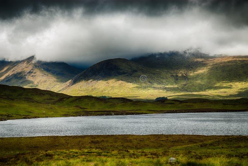Scottish Highlands stock images