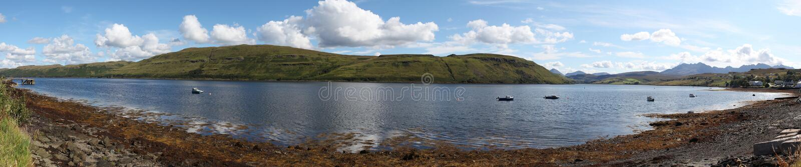 Scottish landscape stock images