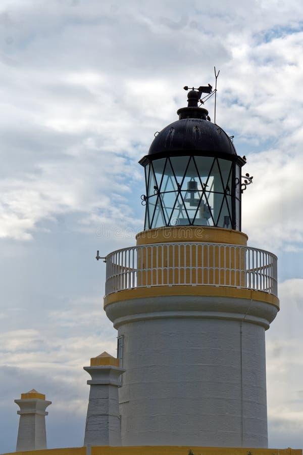 Scottish Lighthouse stock image