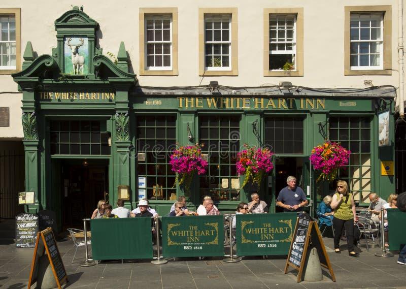 Scottish Pub Food Edinburgh