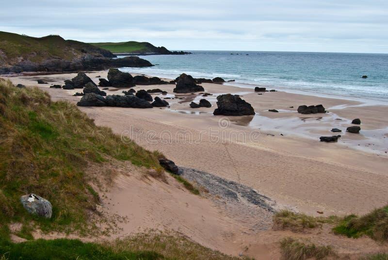Scottish scenery stock photo