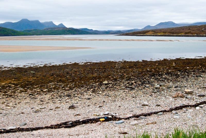 Scottish scenery royalty free stock photography