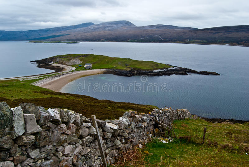 Scottish scenery royalty free stock images
