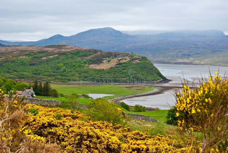 Scottish scenery royalty free stock images