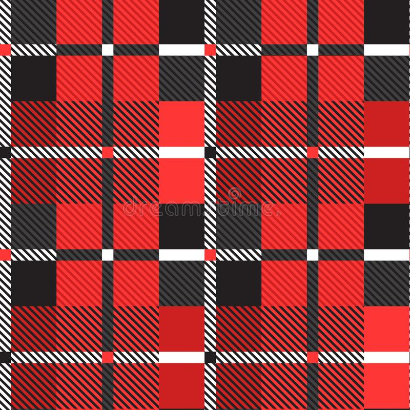 Scottish seamless pattern. Vector illustration vector illustration