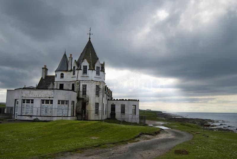 Scottish seashore royalty free stock images