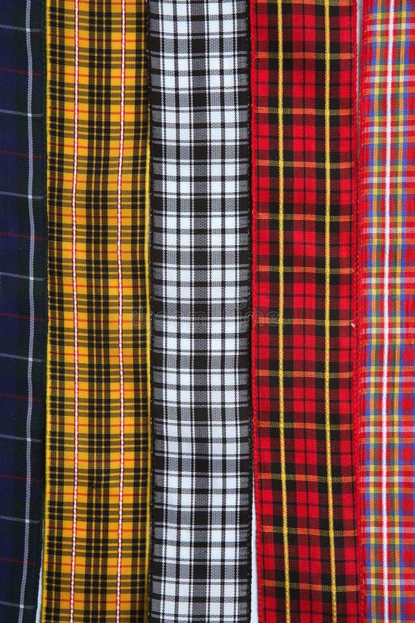 Download Scottish Tartan Fabric Tapes Pattern Background Stock Photo - Image: 14562508