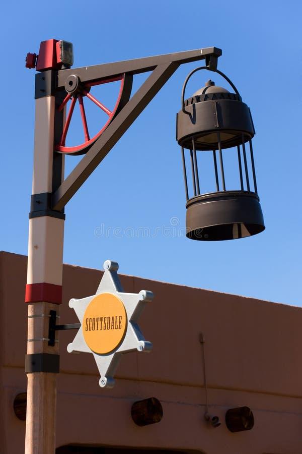 Scottsdale, AZ royalty free stock image