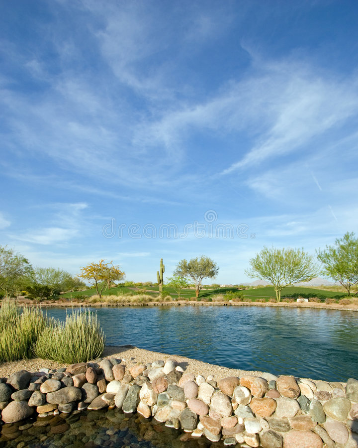 Scottsdale Resort stock photos