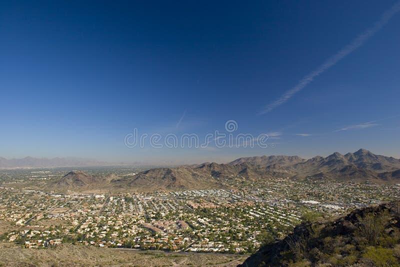 Scottsdale w arizonie. obrazy stock