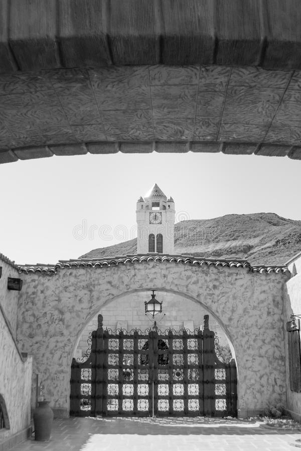 Download Scotty's Castle Death Valley, California Stock Image - Image of grapevine, beauty: 43221965