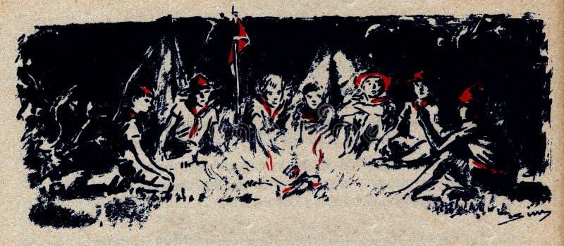 Scouts-1 Free Public Domain Cc0 Image