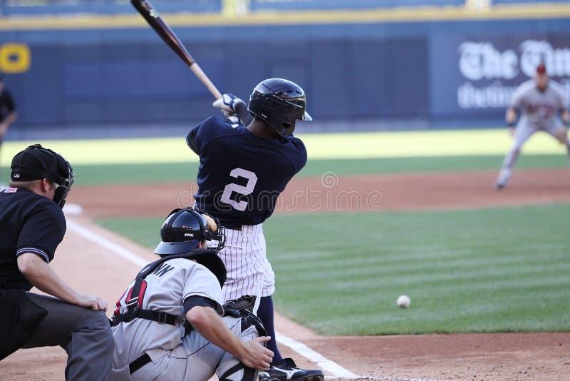 Scranton Wilkes Barre Yankees Batter Greg Golson Editorial Photo