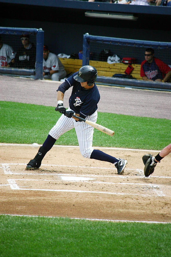 Download Scranton Wilkes Barre Yankees Batter Ray Kruml Editorial Photography - Image: 23846827