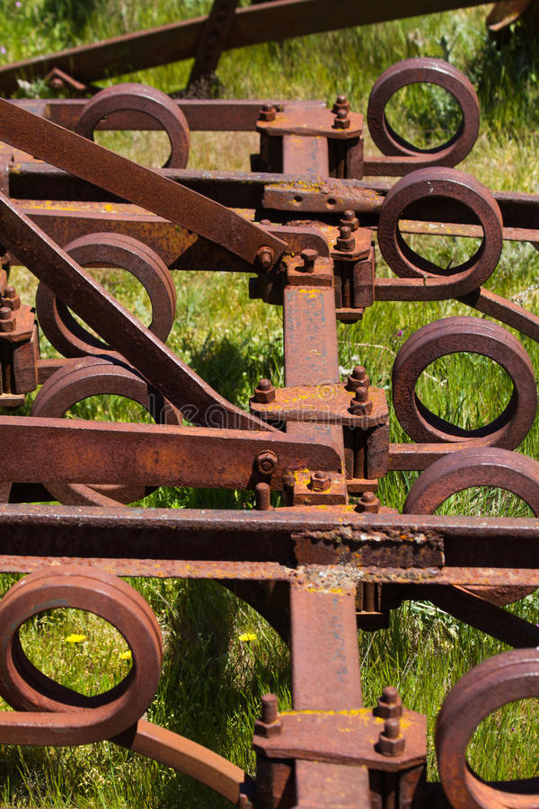 Download Scrap Agricultural Tool Stock Photography - Image: 32270832