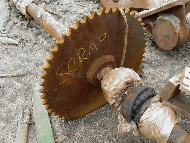 Download Scrap Metal stock photo. Image of accessories, scrap, dirt - 8088