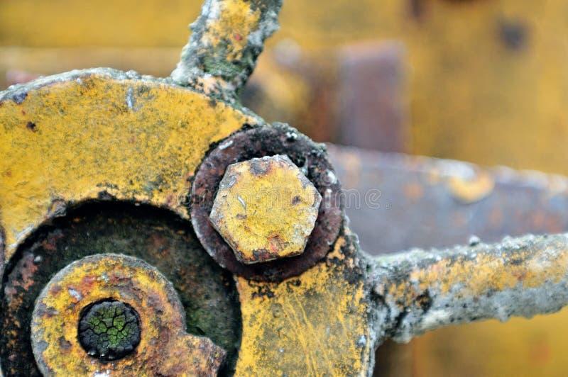 Scrap Metal 4 stock photo