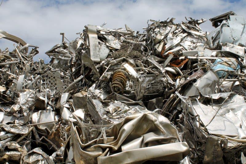 Scrap metal. Fun background with scrap metal stock photos
